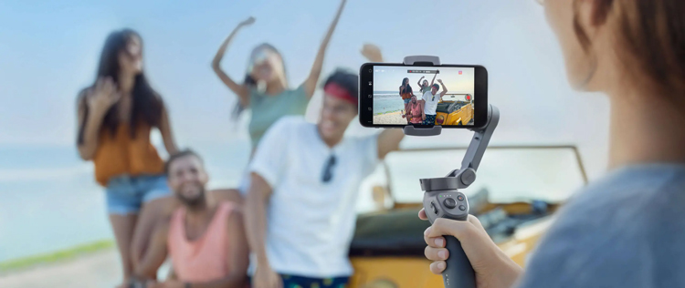 DJI Osmo Mobile 3 - Product video