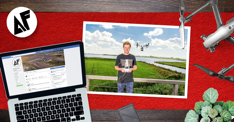 Tim Burgmeijer over zijn Drone Awards 2019 nominatie